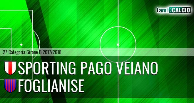 Sporting Pago Veiano - Foglianise