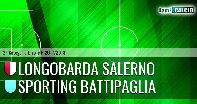 Longobarda Salerno - Sporting Battipaglia