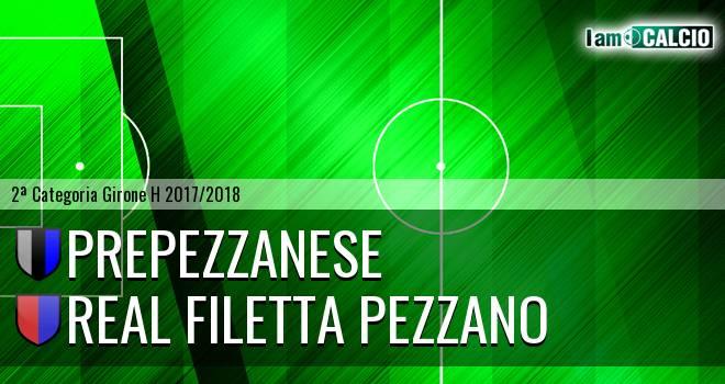 Prepezzanese - Real Filetta Pezzano