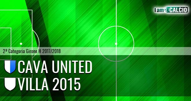 Cava United - Villa 2015