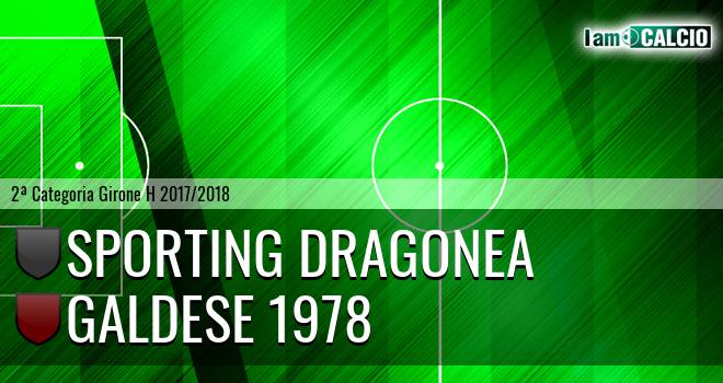 Sporting Dragonea - Galdese 1978