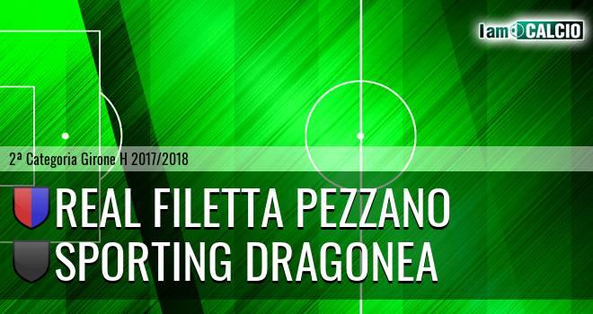 Real Filetta Pezzano - Sporting Dragonea