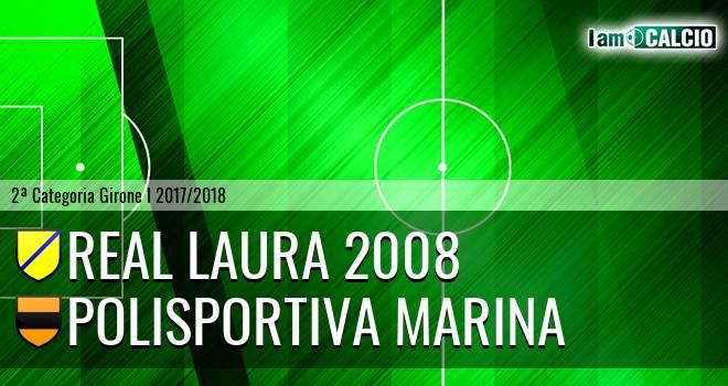 Real Laura 2008 - Polisportiva Marina