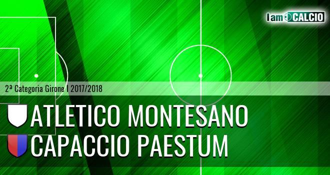 Atletico Montesano - Capaccio Paestum