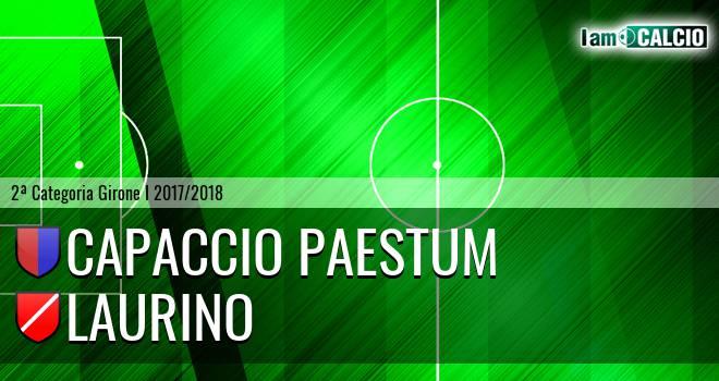Capaccio Paestum - Laurino