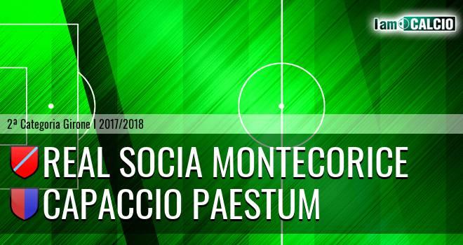 Real Socia Montecorice - Capaccio Paestum