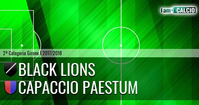 Black Lions - Capaccio Paestum