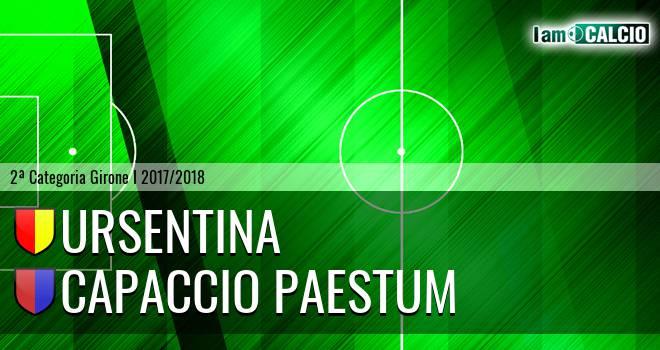 Ursentina - Capaccio Paestum