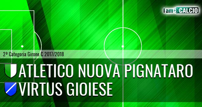 Atletico Nuova Pignataro - Virtus Gioiese