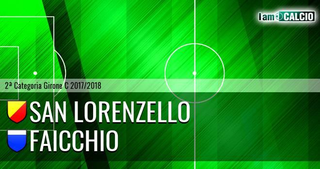 San Lorenzello - Faicchio