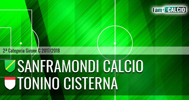 Sanframondi Calcio - Tonino Cisterna