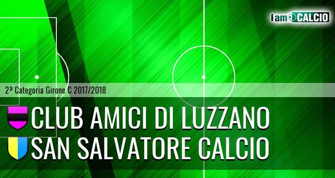 Club Amici di Luzzano - San Salvatore Calcio
