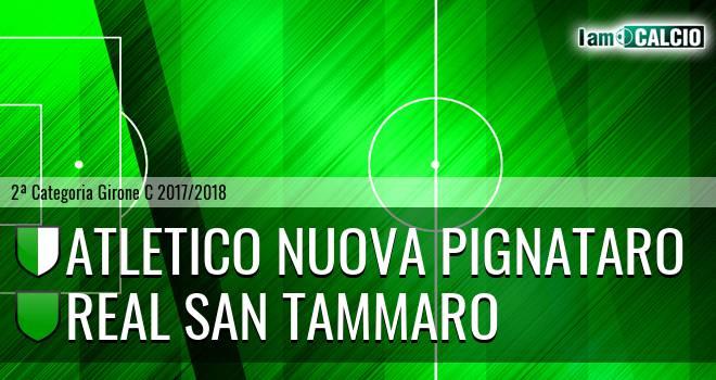 Atletico Nuova Pignataro - Real San Tammaro