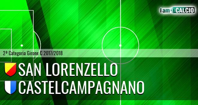 San Lorenzello - Castelcampagnano