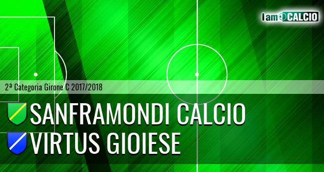 Sanframondi Calcio - Virtus Gioiese