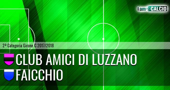 Club Amici di Luzzano - Faicchio