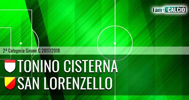 Tonino Cisterna - San Lorenzello