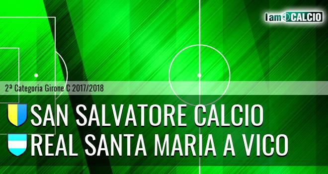 San Salvatore Calcio - Valle di Suessola