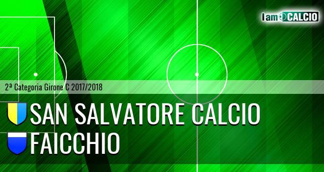 San Salvatore Calcio - Faicchio