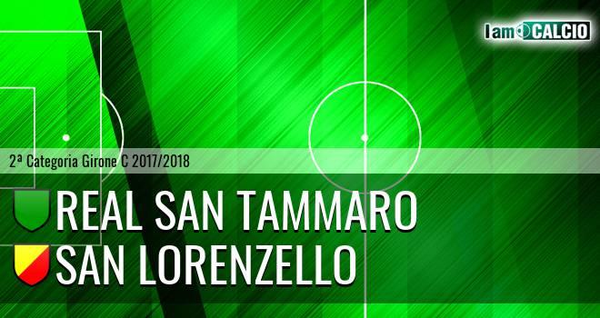 Real San Tammaro - San Lorenzello