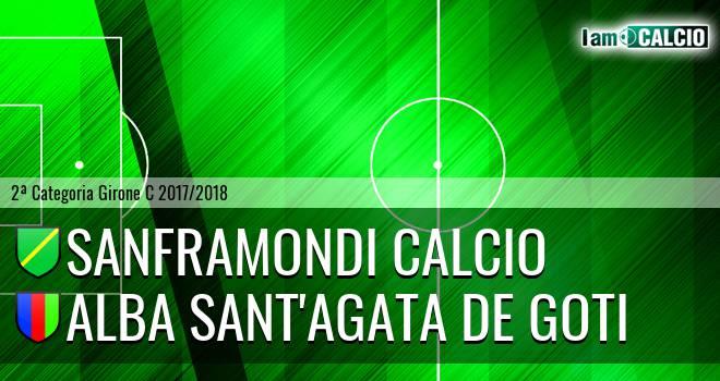 Sanframondi Calcio - Alba Sant'Agata de Goti