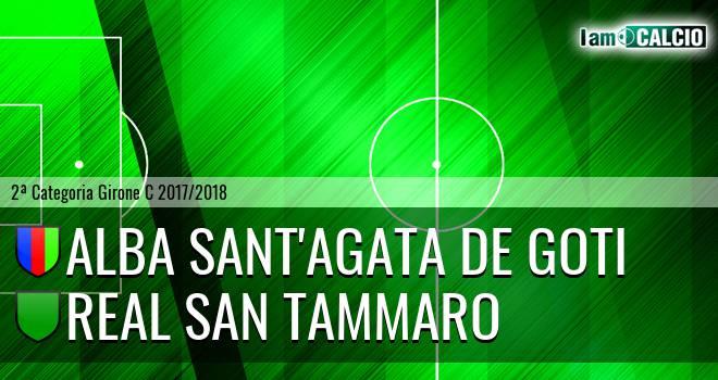 Alba Sant'Agata de Goti - Real San Tammaro