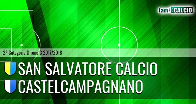 San Salvatore Calcio - Castelcampagnano