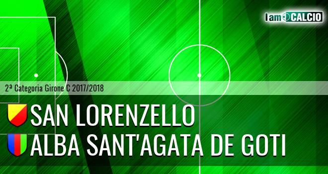 San Lorenzello - Alba Sant'Agata de Goti