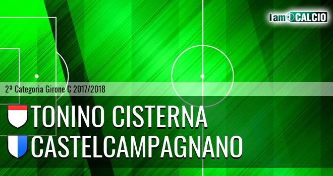 Tonino Cisterna - Castelcampagnano