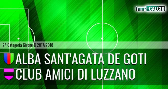 Alba Sant'Agata de Goti - Club Amici di Luzzano