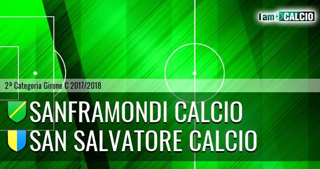 Sanframondi Calcio - San Salvatore Calcio