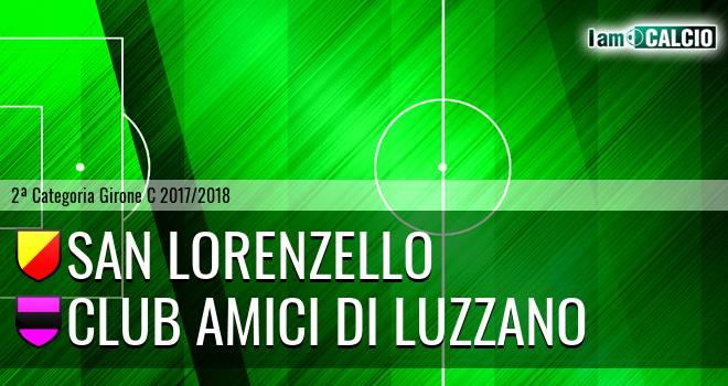 San Lorenzello - Club Amici di Luzzano