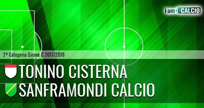 Tonino Cisterna - Sanframondi Calcio