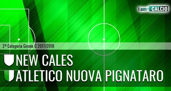 New Cales - Atletico Nuova Pignataro