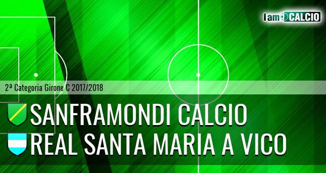 Sanframondi Calcio - Valle di Suessola