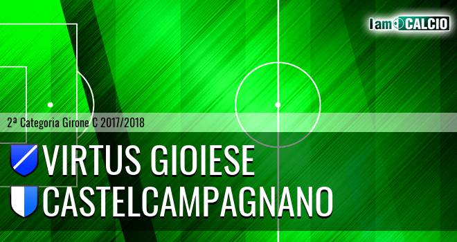 Calcio Virtus Gioiese - Castelcampagnano