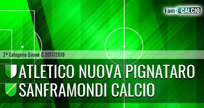 Atletico Nuova Pignataro - Sanframondi Calcio