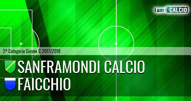 Sanframondi Calcio - Faicchio