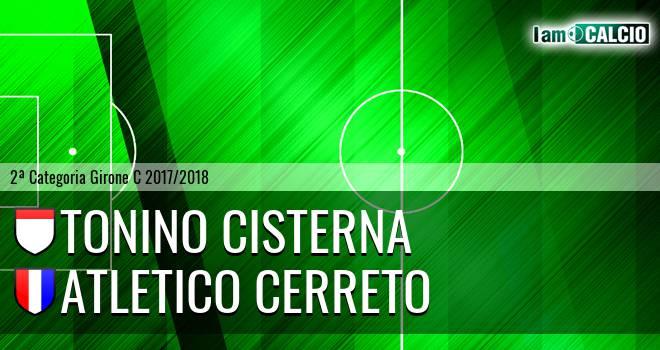 Tonino Cisterna - Atletico Cerreto
