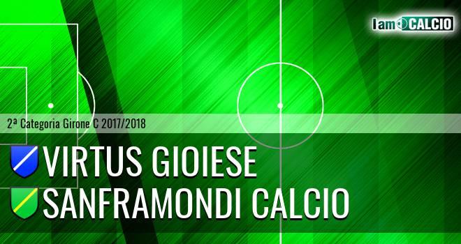 Virtus Gioiese - Sanframondi Calcio