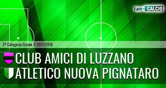 Club Amici di Luzzano - Atletico Nuova Pignataro