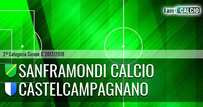 Sanframondi Calcio - Castelcampagnano