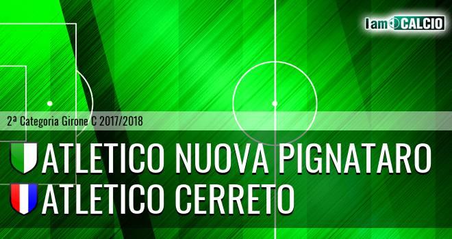 Atletico Nuova Pignataro - Atletico Cerreto