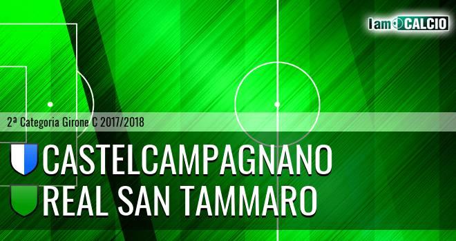 Castelcampagnano - Real San Tammaro