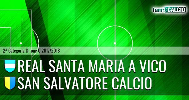 Valle di Suessola - San Salvatore Calcio