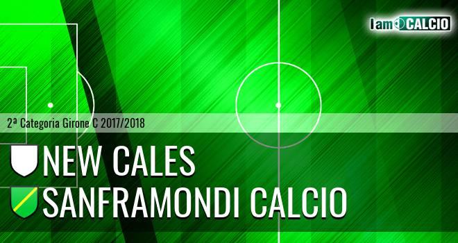 New Cales - Sanframondi Calcio
