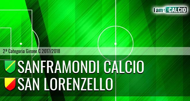 Sanframondi Calcio - San Lorenzello