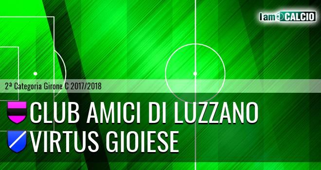 Club Amici di Luzzano - Virtus Gioiese