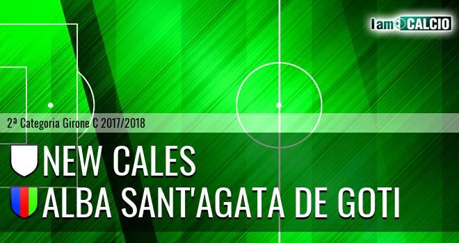 New Cales - Alba Sant'Agata de Goti