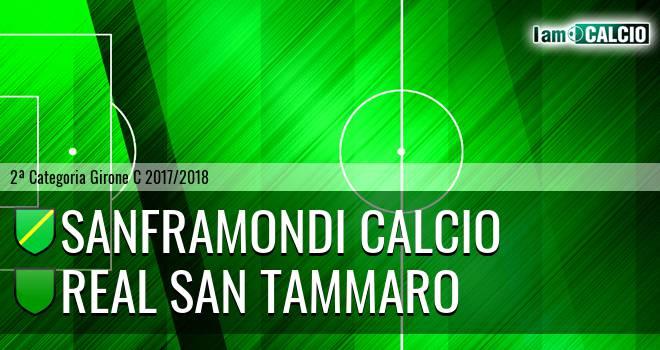 Sanframondi Calcio - Real San Tammaro